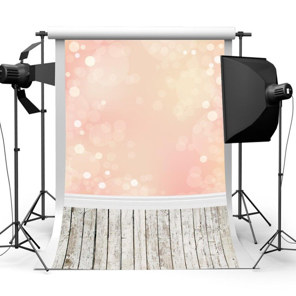 Lighting and Studio Equipment - Wood Floor Photography Backdrop Photo Studio Props Background 3x5ft Vinyl - Camera Accessories