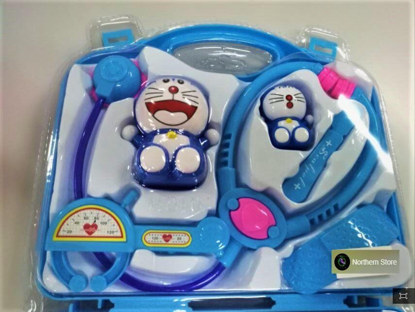 Doraemon Doctor Set Box for Kids