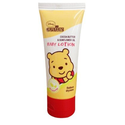 Disney Cuties Baby Lotion 250ML - Cocoa Butter & Sunflower Oil