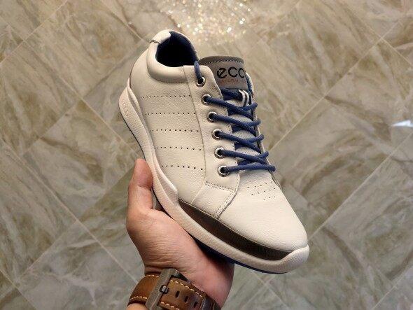 Giày Da Đơn Giản Nam Ecconew Giày Chơi Golf Giày Thể Thao Cố Định Đinh Chống Trượt Giày Nam giá rẻ