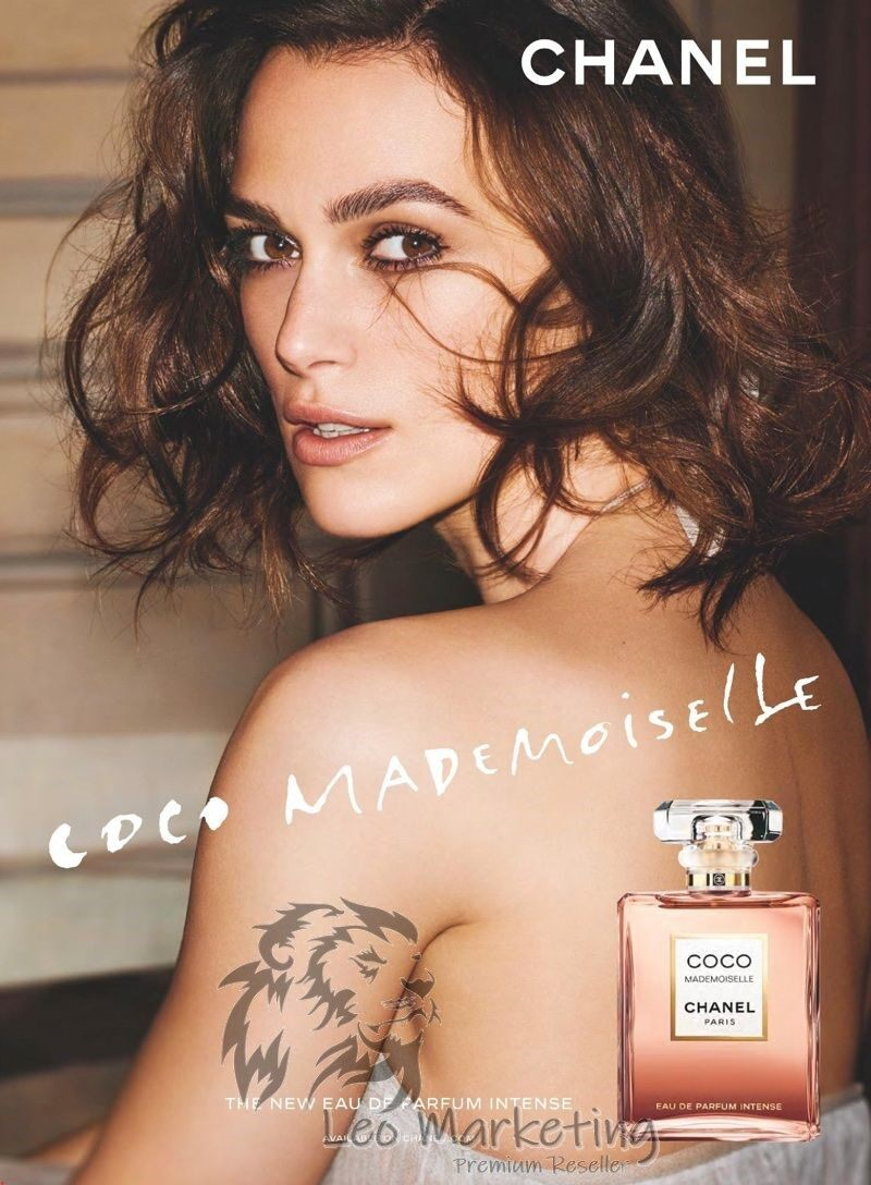 Leo Marketing -100%Ori- Chanel_Coco Mademoiselle Eau De Perfum Intense 100ml