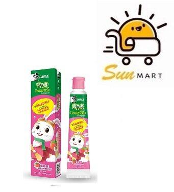 Darlie Bunny Kids Toothpaste Strawberry (40g)