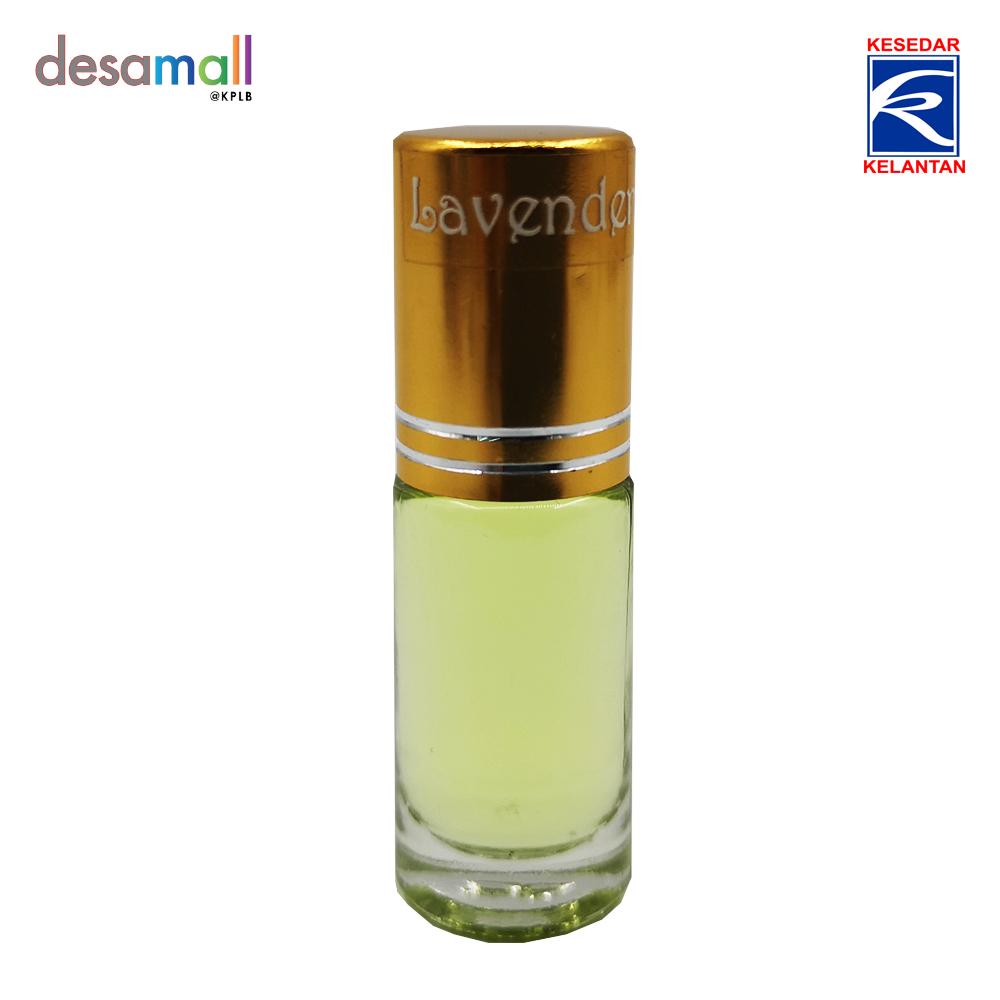 IBAUM LJ Body Perfume Roll On - Lavender (3ml)