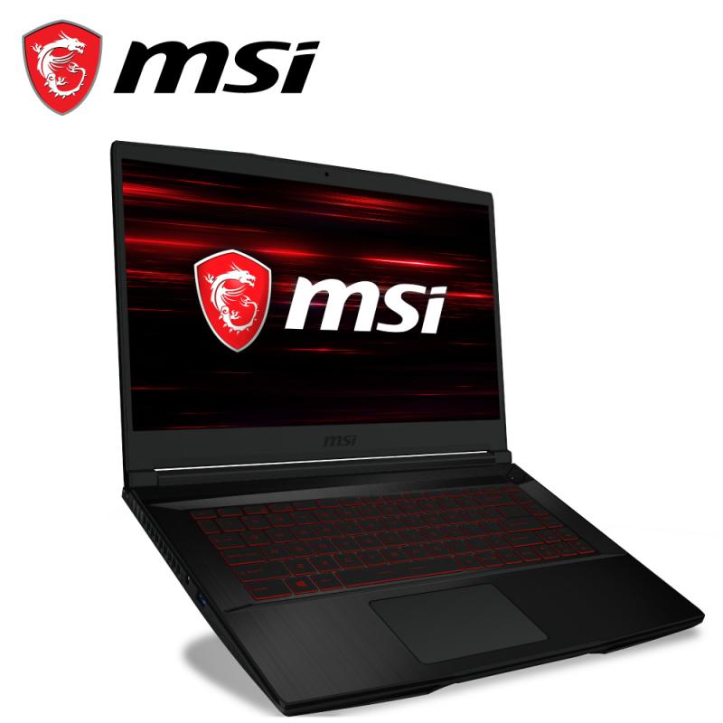 MSI Thin GF63 10SCXR-400 GAMING LAPTOP INTEL CORE QC I7-10750H 8GB DDR4 512GB SSD GTX1650 MAX Q 4GB GDDR5 15.6