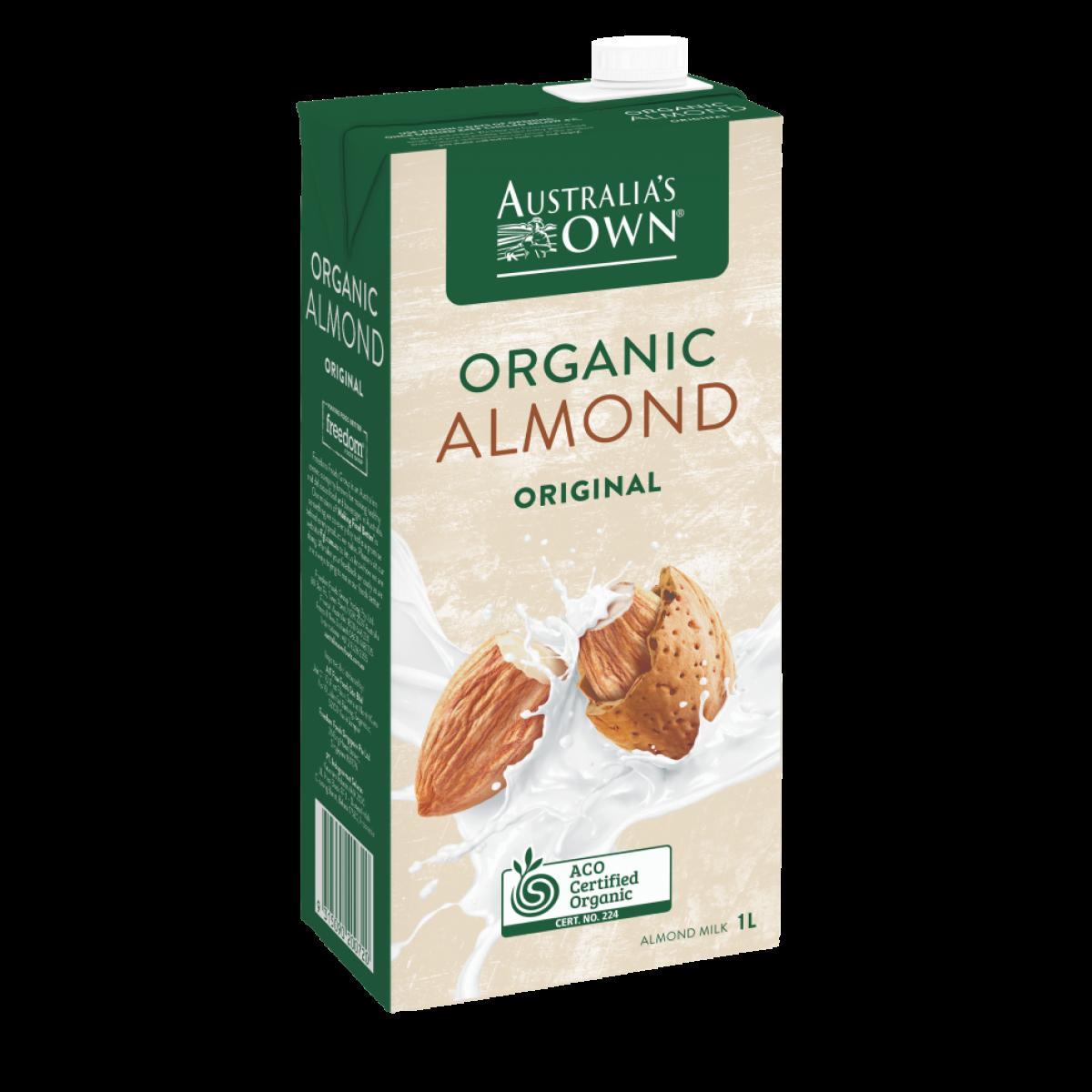 MILK Australia\'s Own Almond Milk Original (1L) EURO SNACKS