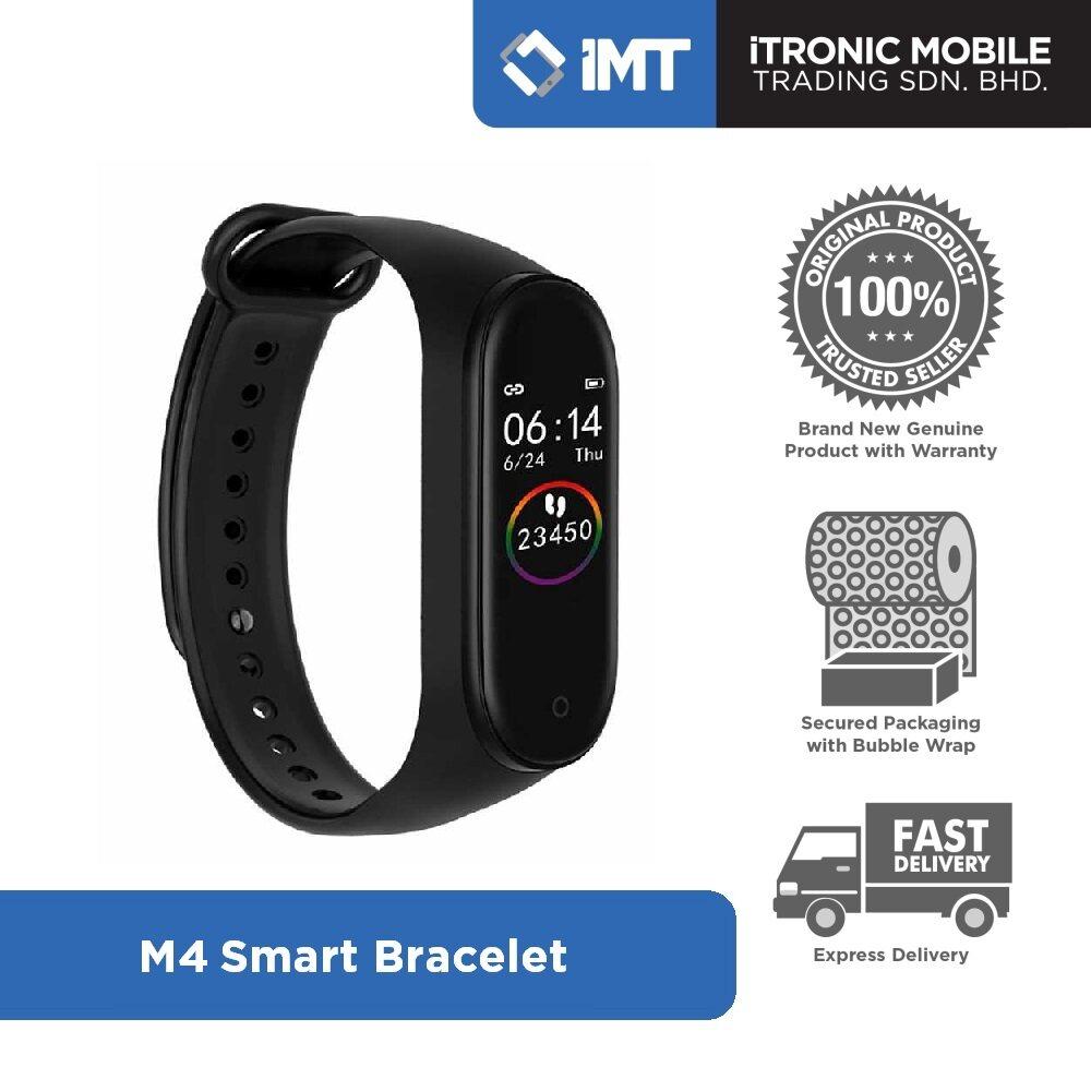 [ORIGINAL] M4 / M5 Smart Bracelet - Black