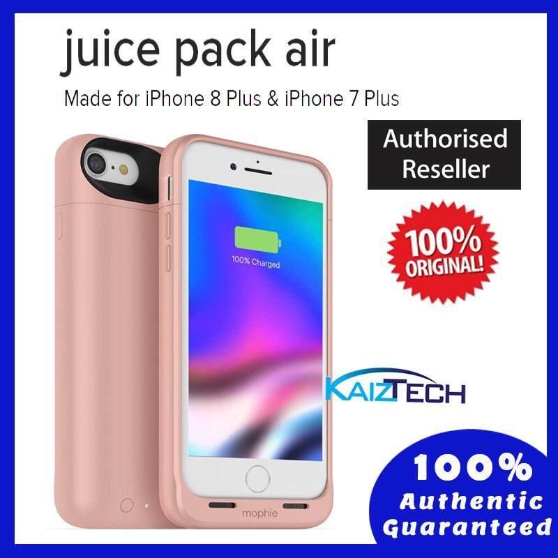 Original Mophie Juice Pack Air Wireless Battery Case 2,420mAh for iPhone 7 Plus & iPhone 8 Plus