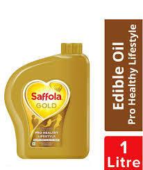 SAFFOLA GOLD OIL 1 LITER