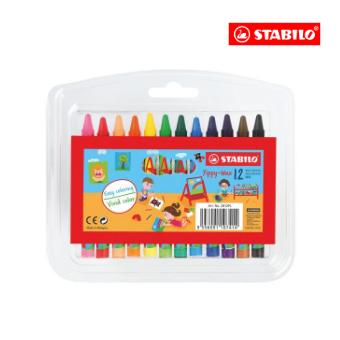 STABILO® Yippy-Wax (Box of 12)