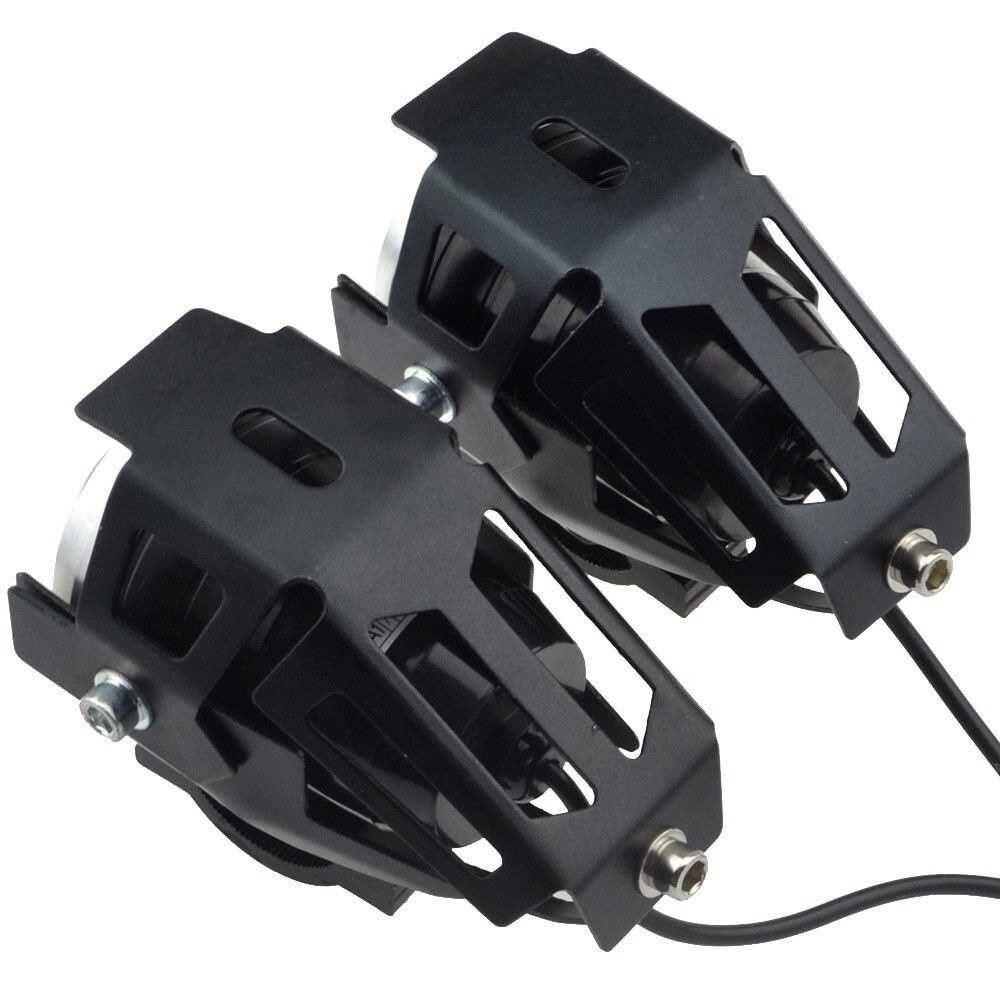Best Selling Motorcycle Off-road Vehicle Modified Headlights LED Spotlights U5 Upper Low Beam Motorbike Spot Lamp (Standard)
