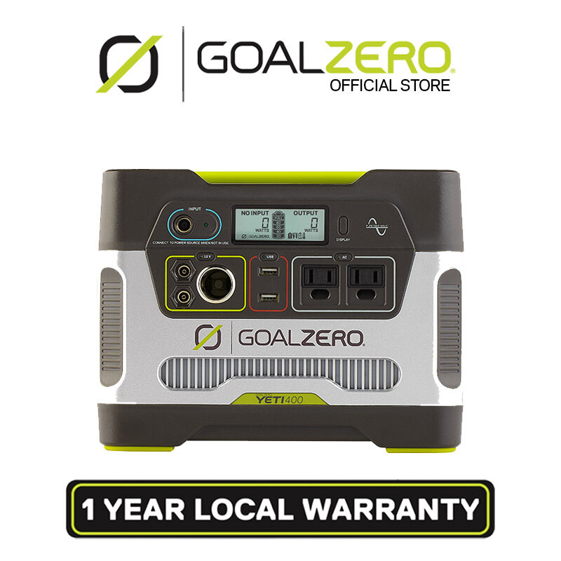 Goal Zero Yeti400 Lead Acid Portable Power Station