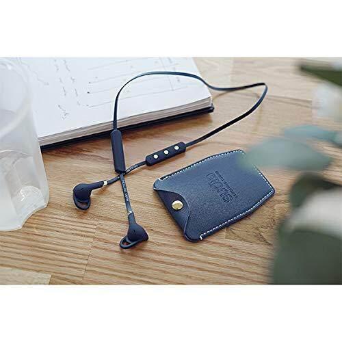 100% Original SUDIO Tretton APTX In Ear Wireless Headphone - White, Black, Blue
