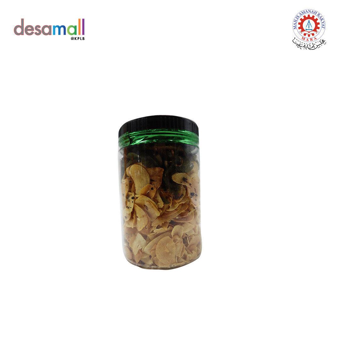 G'SHA Garlic Crispy- Black Pepper (100g)