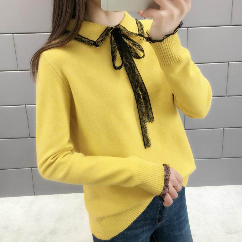 JYS Fashion Korean Style Women Knit Top Collection 512-1754