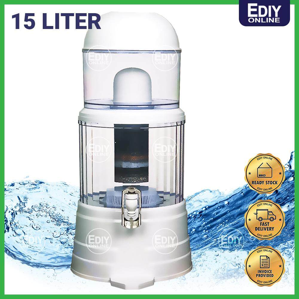 KOREA KING WATER FILTER MINERAL POT 15 Liter _4404000 【EXTRA BOX + BUBBLE PACK】