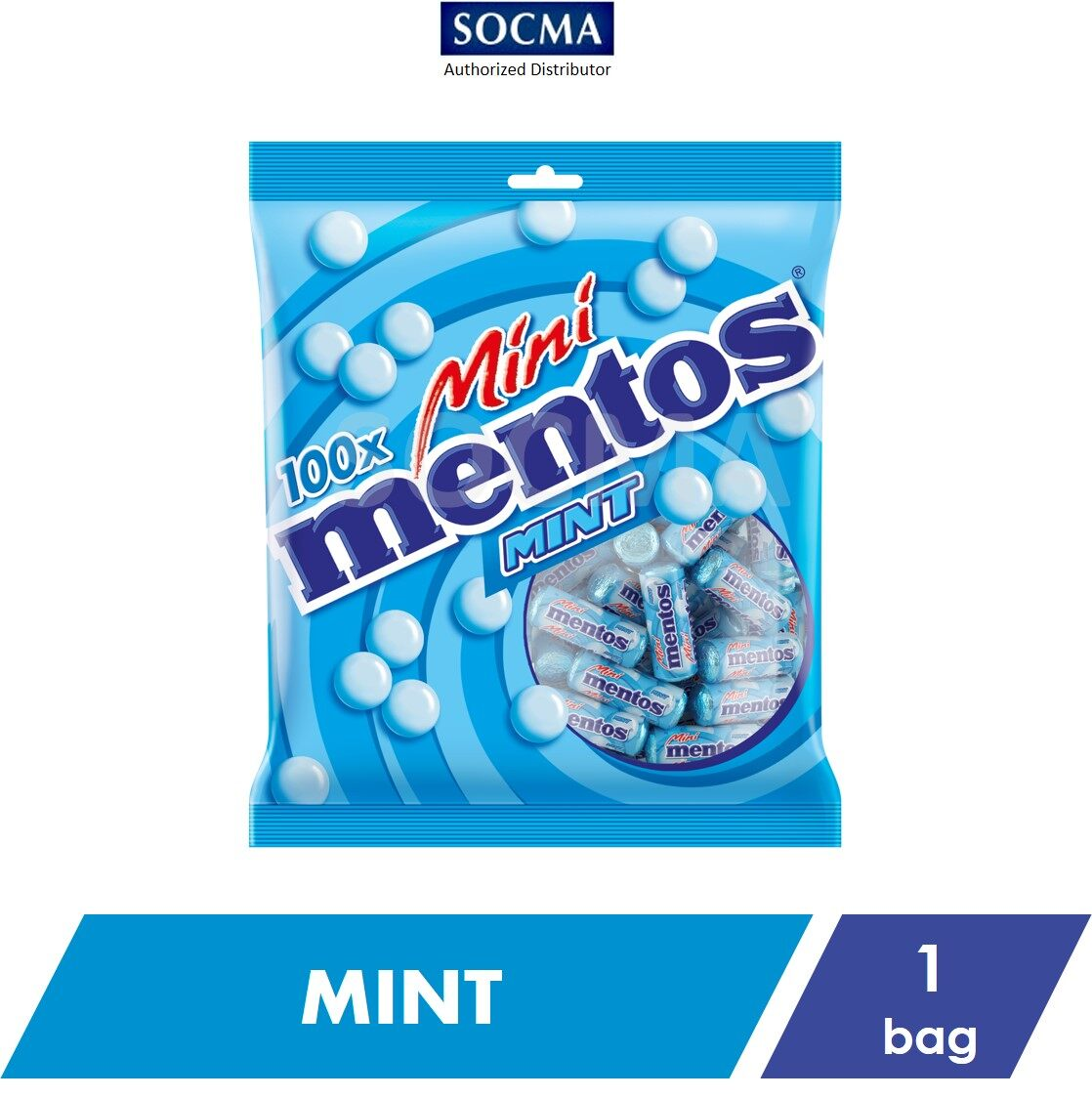 Mentos Mini Mint [1]