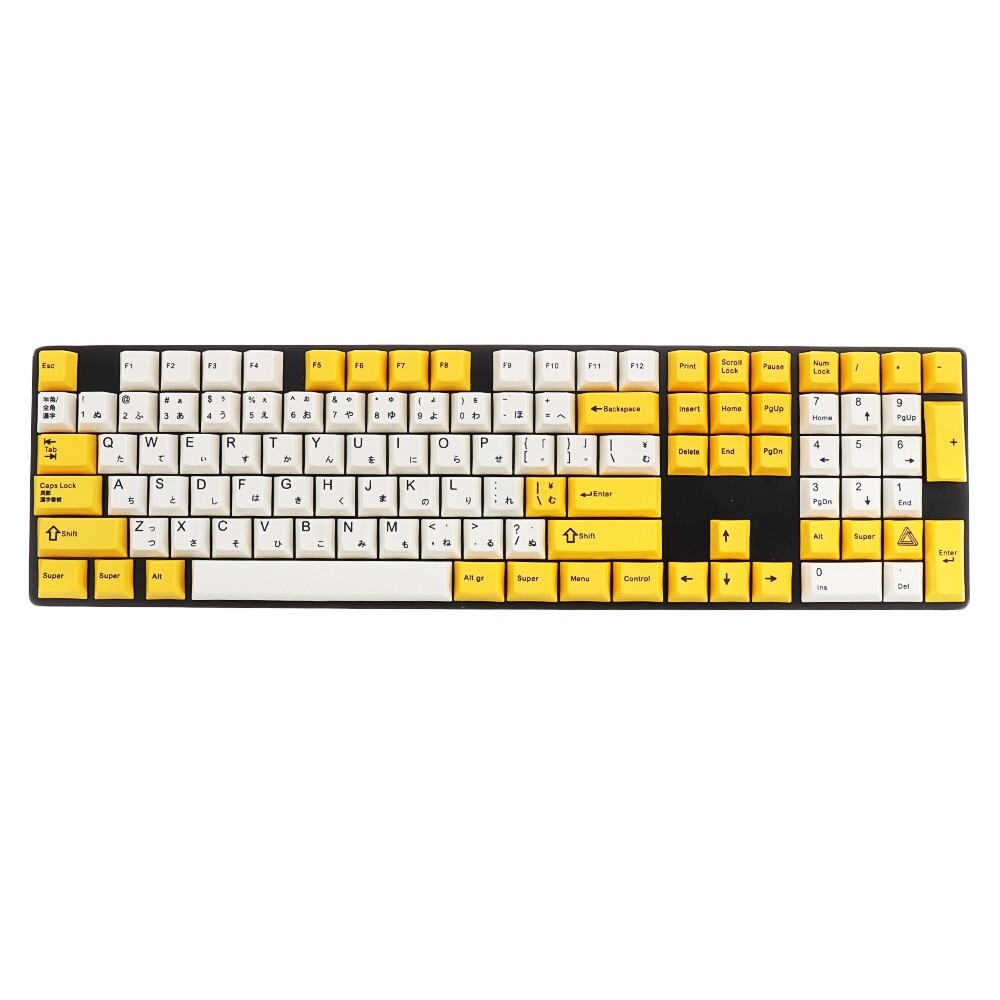Keyboards - Serka Thermal Sublimation Cherry Switch PBT Large SET of Keycap for Mechanical Keyboard-3c - Computer Accessories