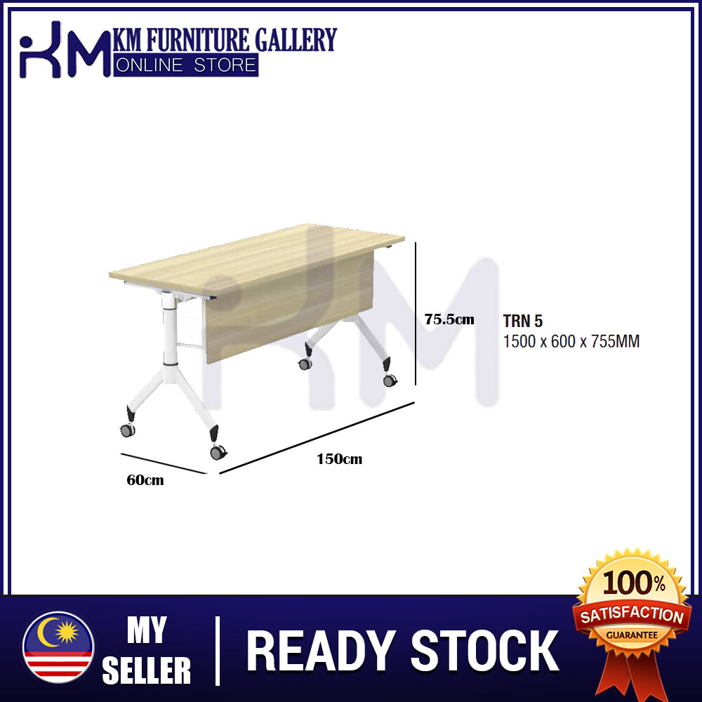 KM Furniture Foldable Traning Table - KMTRN KMTRN5