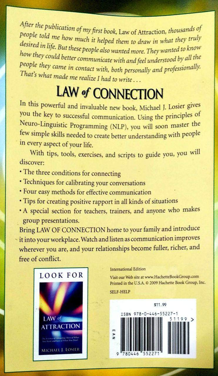 LAW OF CONNECTION [OLD STOCK CLEARANCE SALES]