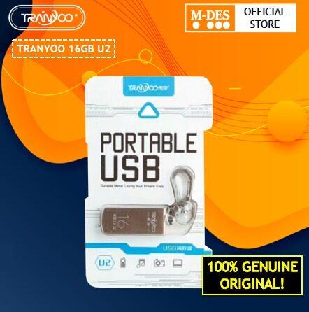 Tranyoo U2 32GB Pendrive Thumbdrive / USB Storage [ Warranty Lifetime ]