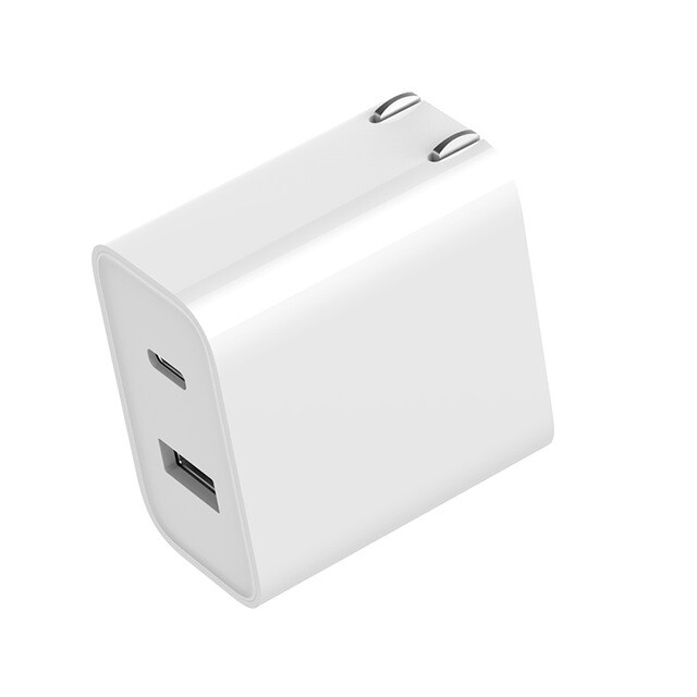 Chargers - ORIGINAL Xiaomi 1A1C 30W Max PD QC 3.0 Type-C USB Charger for Xiaomi - Cables