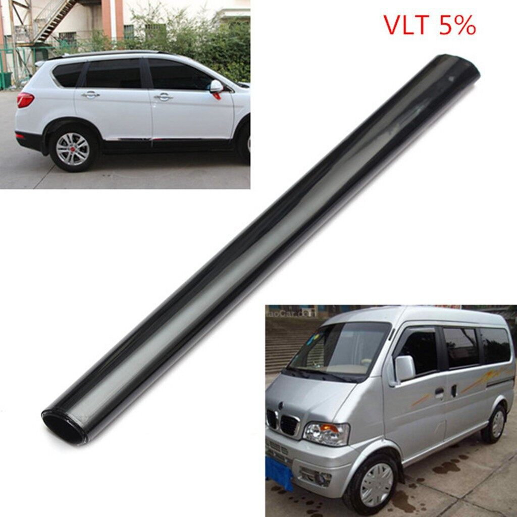 Exterior Car Care - Roll Window Tint Film Tinting Car 2 PLY Glass Home Office DIY New