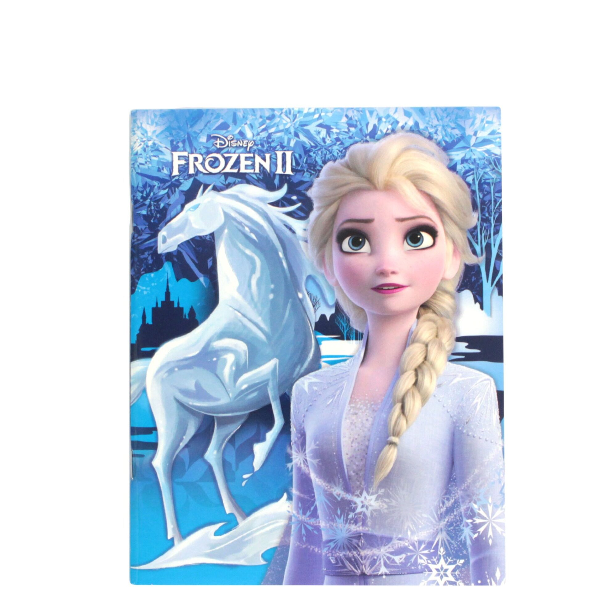Disney Frozen 2 Princess Elsa & Anna School Exercise Book Set 80 Pages x 2