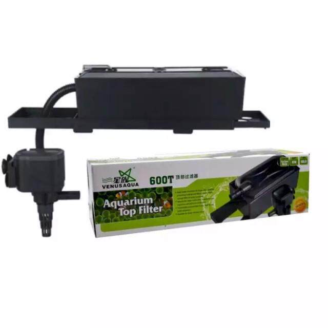 AQUARIUM TOP FILTER 602-T - Fish Tank Filter