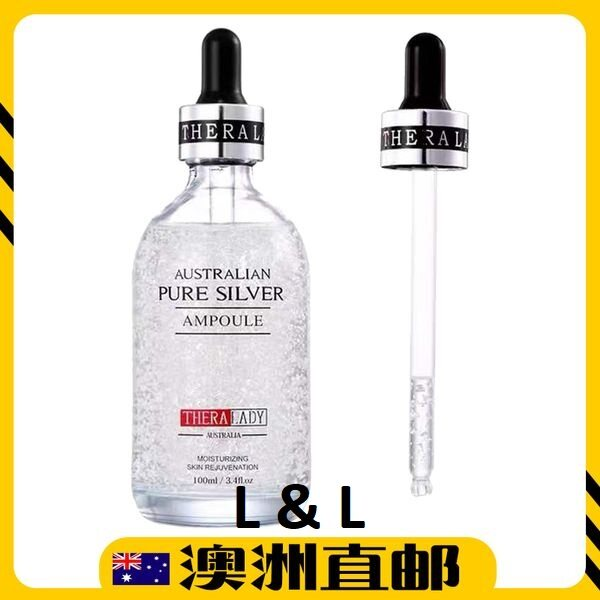 [Pre Order] Thera Lady-24K Pure Silver Ampoule ( 100ml ) (Made In Australia)