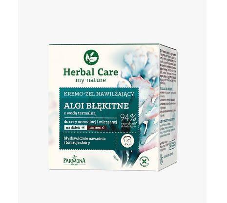 Herbal care Blue Algae Moisturizing Cream Day/Night