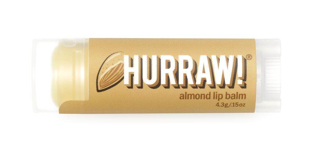 HURRAW ALMOND LIP BALM 4.8G