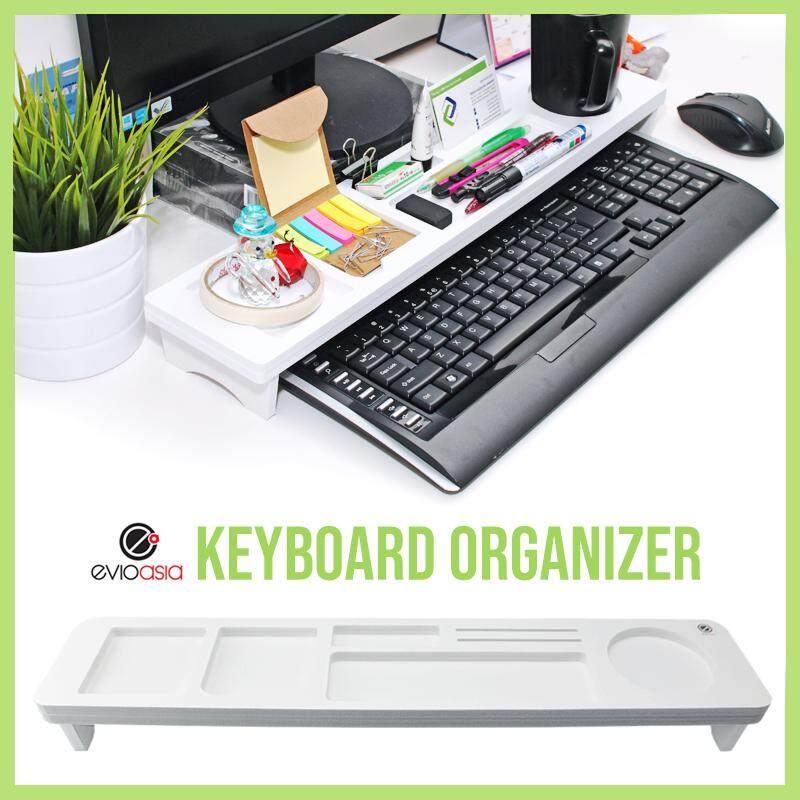 Evio Asia Multi-Functional Keyboard Organizer for Desktop Organiser Home Office