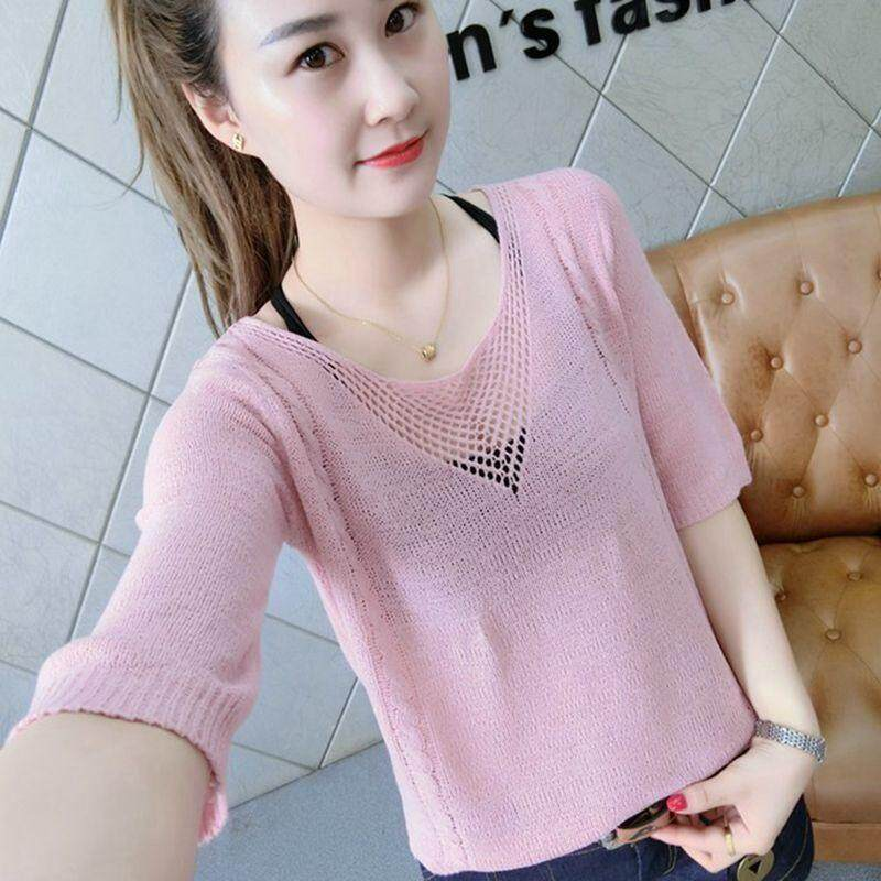 JYS Fashion Korean Style Women Knit Top Collection 512-5519