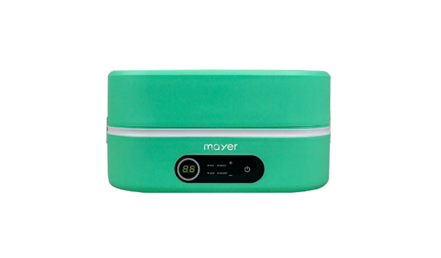 Mayer Digital Multi-Cooker Lunch Box (Mint/Pink)