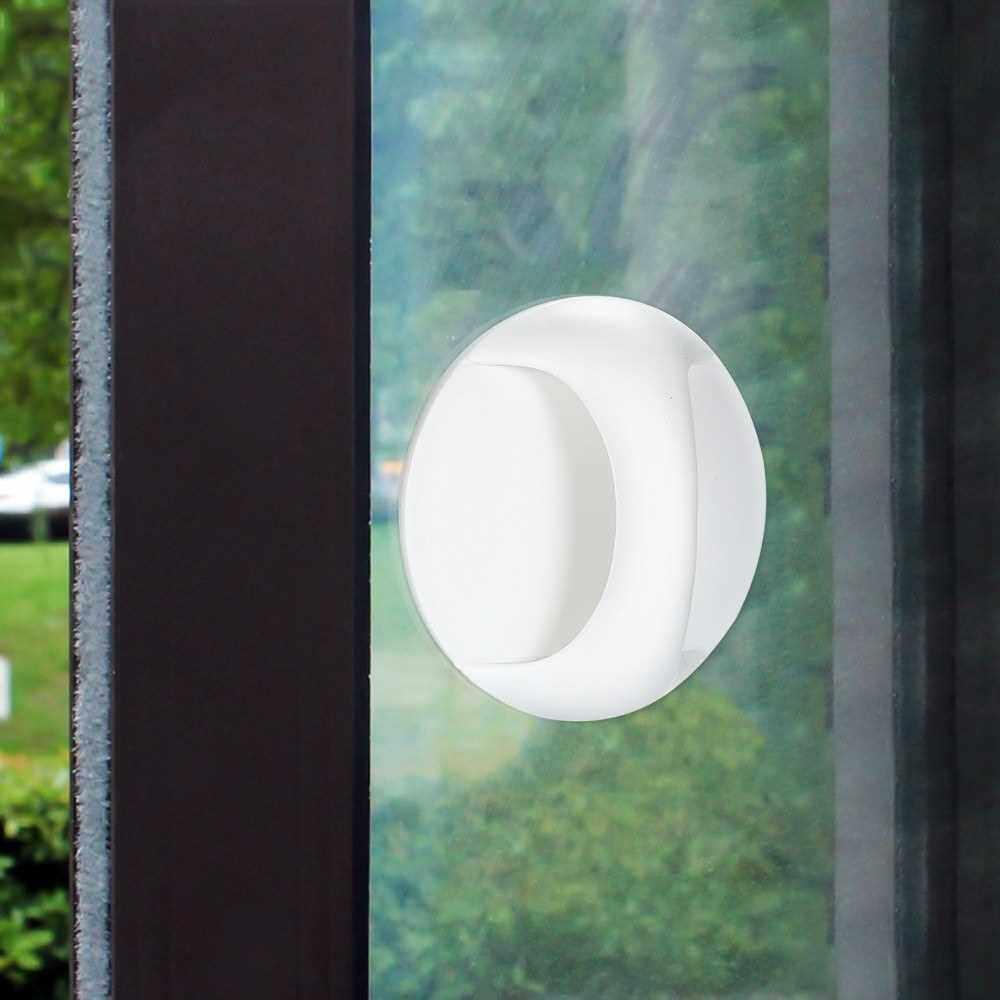 Door Auxiliary Handle Self-Stick Instant Cabinet Drawer Handle Window Auxiliary Handle Small Handle for Cabinet Door (White)