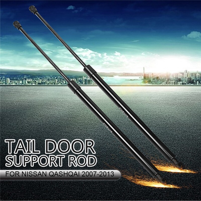 Engine Parts - Trunk Liftgate Tailgate Door Spoort Shock Rod For Nissan Qashqai 2007-2013 - Car Replacement