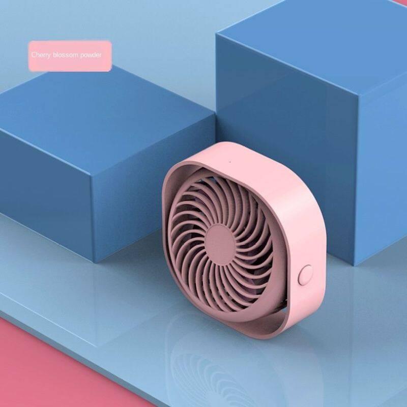 2020 máy quạt nhỏ máy lạnh câm tay điều khiển học viên Màn hình USB máy bay mini, nạp công ty. esdbjjkjk