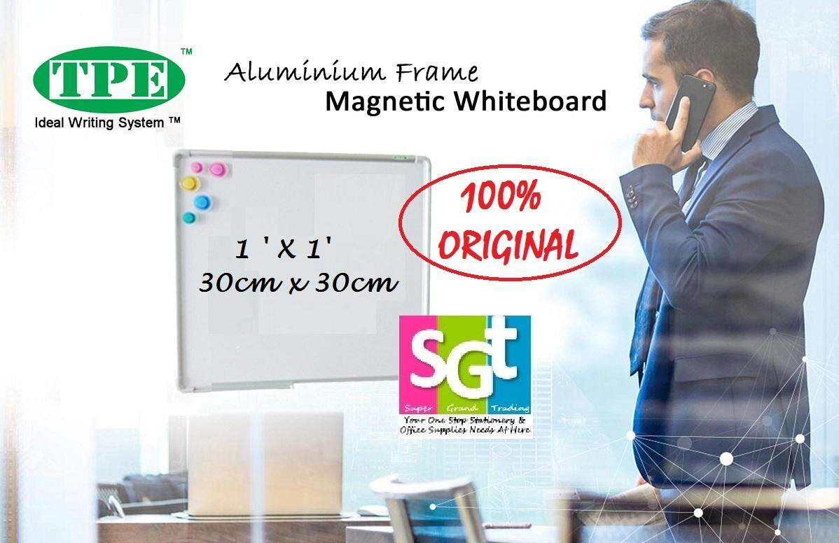TPE Magnectic Whiteboard ( 1' x 1') 30cm x 30cm