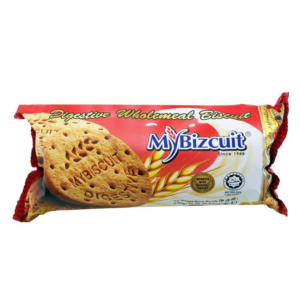 [FSC] Mybizcuit Digestives Original Wholemeal Biscuit 250gm