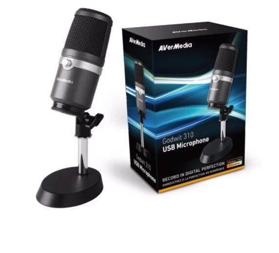 Avermedia Godwit 310 USB Microphone (AM310)