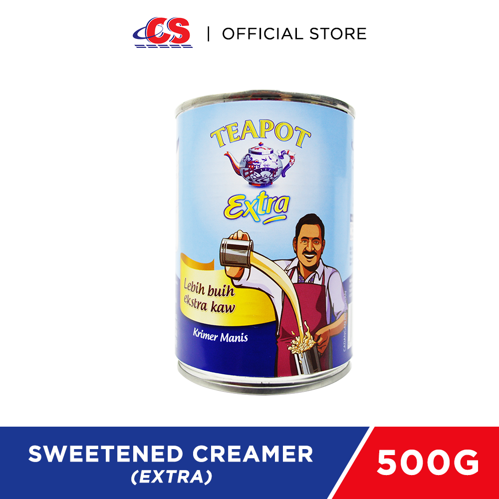 TEA POT Extra Sweetened Creamer 500g