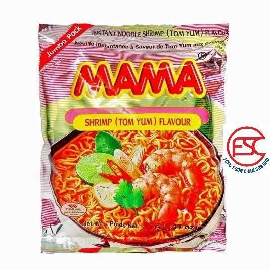 [FSC] MaMa shrimp Tomyam Instant Noodles 60gm x 6pkt x 5pc