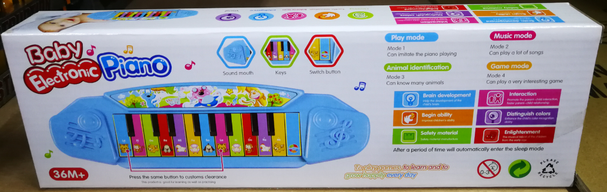Kids Toy - Electronic Learning Piano baby toys
