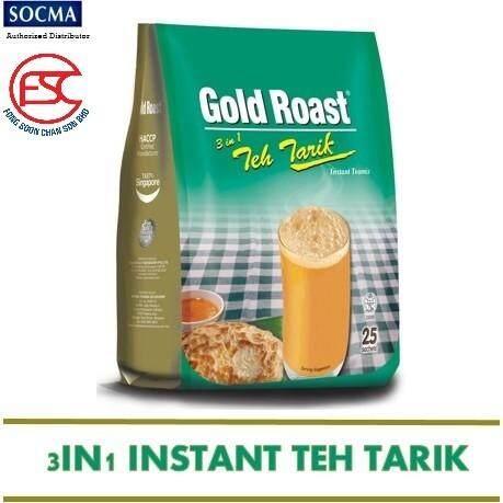 [FSC] Gold Roast 3in1 Teh-Tarik 25sticks x 20gm
