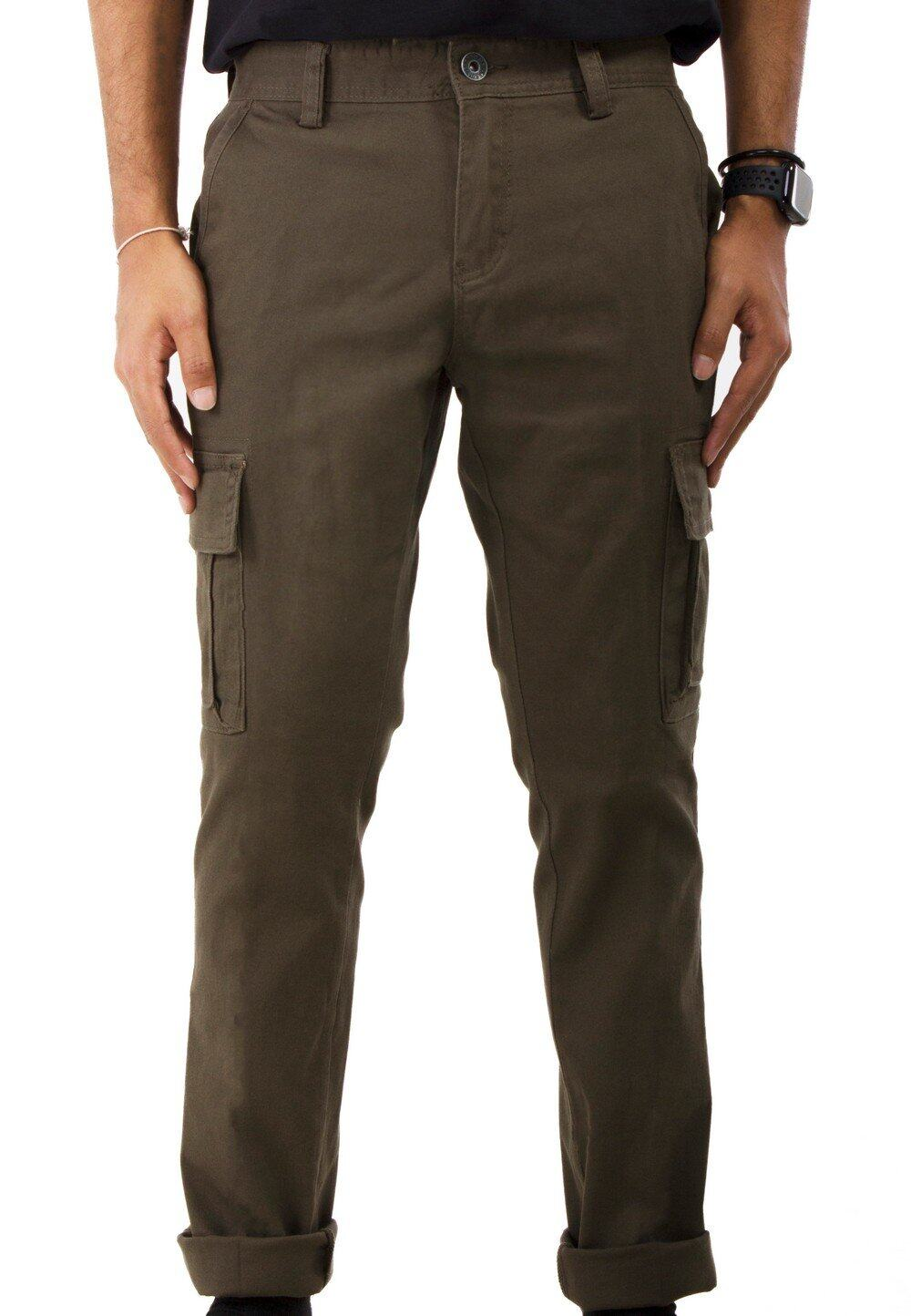 Exhaust Cargo Multipocket Long Pants 765