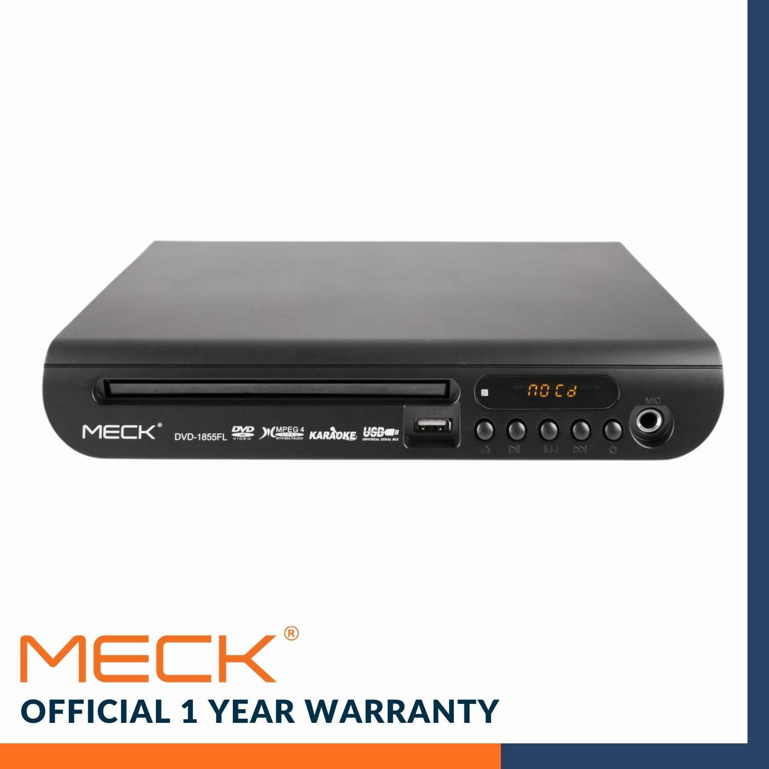 MECK DVD Player DVD 281FL