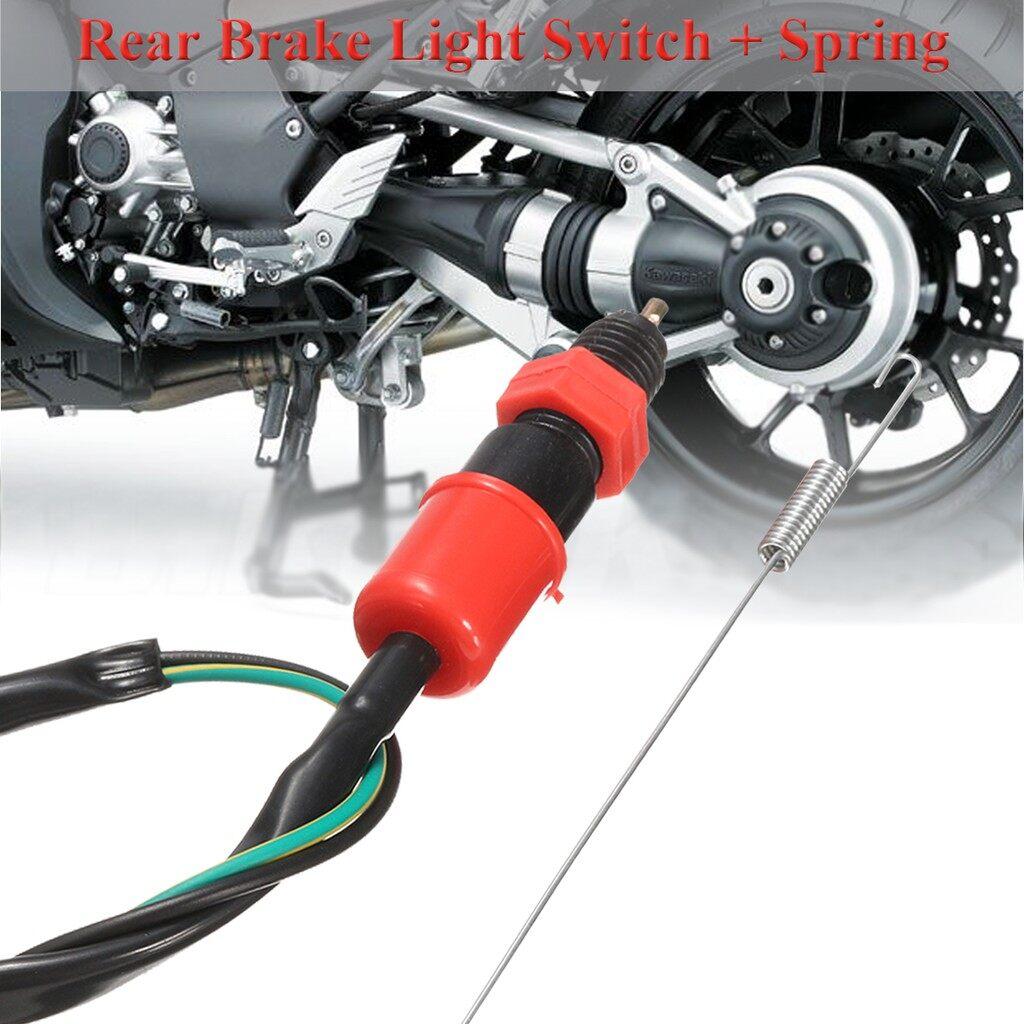 Moto Accessories - Motorcycle Brake Light Switch Spring Kit For Yamaha Honda Suzuki Aprillia Harley - Motorcycles, Parts