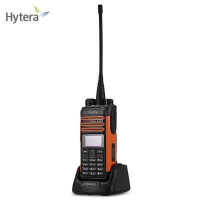 Hytera TD580 Transceiver UHF 350 - 470MHz LED Display (BLACK AND ORANGE)