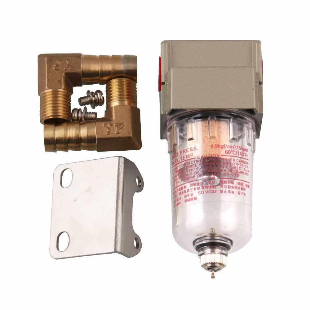 Best Selling Transparent Engine Oil Separator Catch Reservoir Can Baffled for Honda Acura Nissan Toyota (Standard)