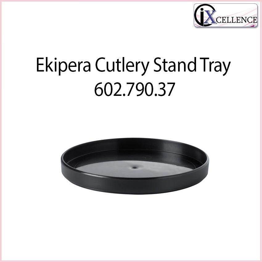 [IX] EKIPERA Cutlery Stand Tray for ORDNING products 602.790.37 (Black)